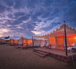 Hotel Samsara Luxury Camp