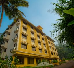 Hotel Rendezvous Beach Resort