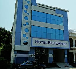 Hotel Blue Empire, Tanakpur