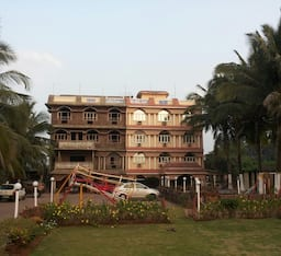 Hotel Sea Shell Resort