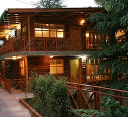 Hotel Mountain Club Bhimtal