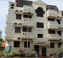 Executive Inn - A boutique Hotel, Pondicherry