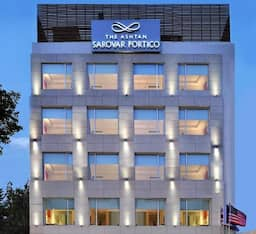 The Ashtan Sarovar Portico - A Sarovar Hotel, New Delhi