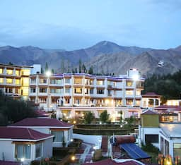 Hotel The Zen Ladakh