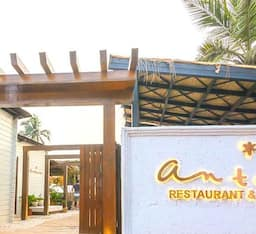 Hotel Antares Beach Resort