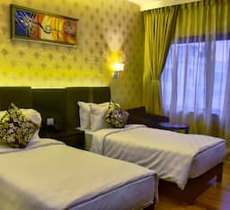 Hotel The Fern Residency Kolkata