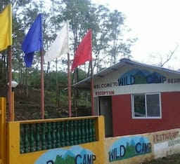 Hotel Mountain Range Wild Camp Resort