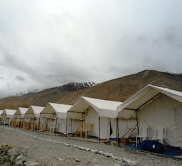 Hotel Royal Camp Pangong
