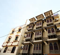 Hotel TG Stays City Palace Road
