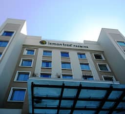 Hotel Lemon Tree Premier City Centre Gurgaon