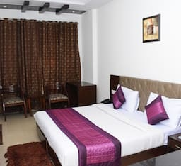 Hotel Keys Lite Smart Inn Jacarda Marg