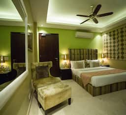 Hotel Cotts Villa