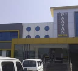 Paavan Hotel and Guest House, Prantij