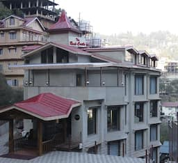 Hotel The Rock Castle