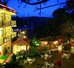 Hotel Kasauli Castle