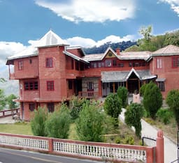 WelcomHeritage Grace Hotel, Dharamshala
