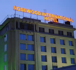 Rosewood International Hotel, Bangalore