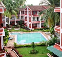 Hotel Carmo Lobo Beach Apartments
