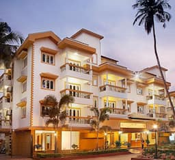 Hotel Goa - Villagio Inn, A Sterling Holiday Resort