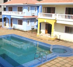 Hotel Villas At Arpora