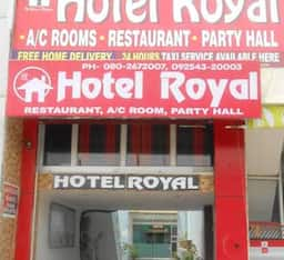 Hotel Royal, Panipat