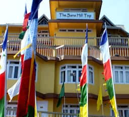 Hotel The Sana Hill Top, Kalimpong