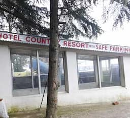 Hotel Country Resort, Dalhousie