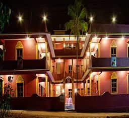 Hotel Resort Garima of Mandrem