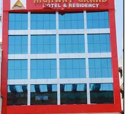 Hotel Highway Grand Residency