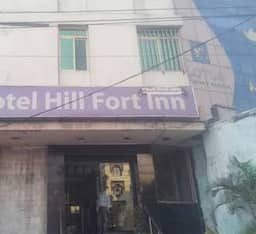 Hotel Hill Fort Inn, Hyderabad