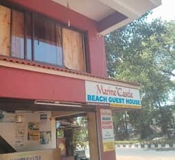 Hotel Marine Castle Beach Guest House