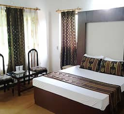 Hotel Arsh International, Nainital