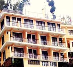 The Georges Hotel, Nainital