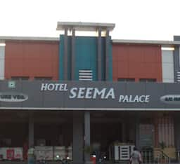 Hotel Seema Palace And Guest House, Ahmedabad