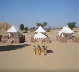 Hotel Deluxe Tented Camp At Osian Close To Jodhpur