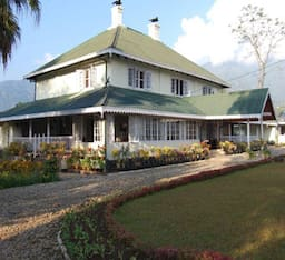 Hotel Tumsong Chiabari : The Tea Retreat