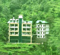 Hotel Hill Inn, Kumarhatti, Kasauli