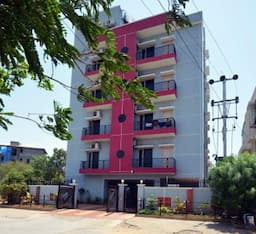 Hotel Alcove Service Apartment Madhapur