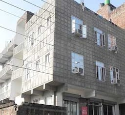 Hotel Grace Residency Road, Jammu