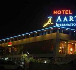 Hotel Aarti International, Gandhidham