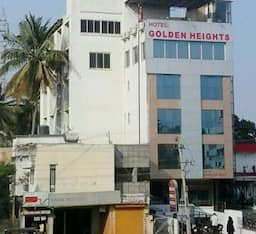 Hotel Golden Heights, Bijapur