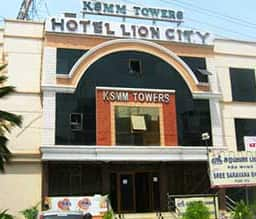 Hotel Lion City, Tanjore