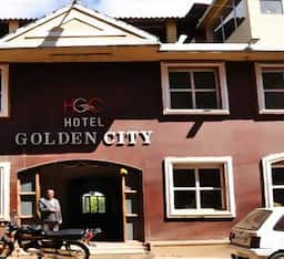 Hotel Golden City, Ooty