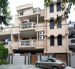 Hotel Alcove Serviced Apartments - Hari Nagar