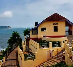 Hotel Daya Sagar Beach Resort