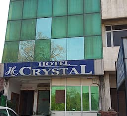 Hotel Crystal, Mohali