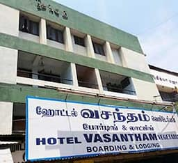 Hotel Vasantham Lodge, Theni