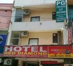 Red Diamond Hotel, Gurgaon