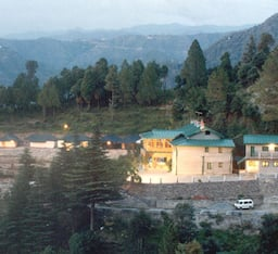 Hotel The Himalayan View Retreat