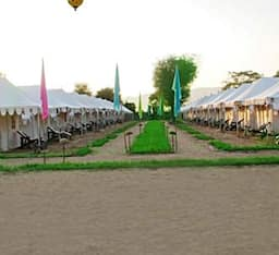 Hotel Royal Safari Camp Motisar Road